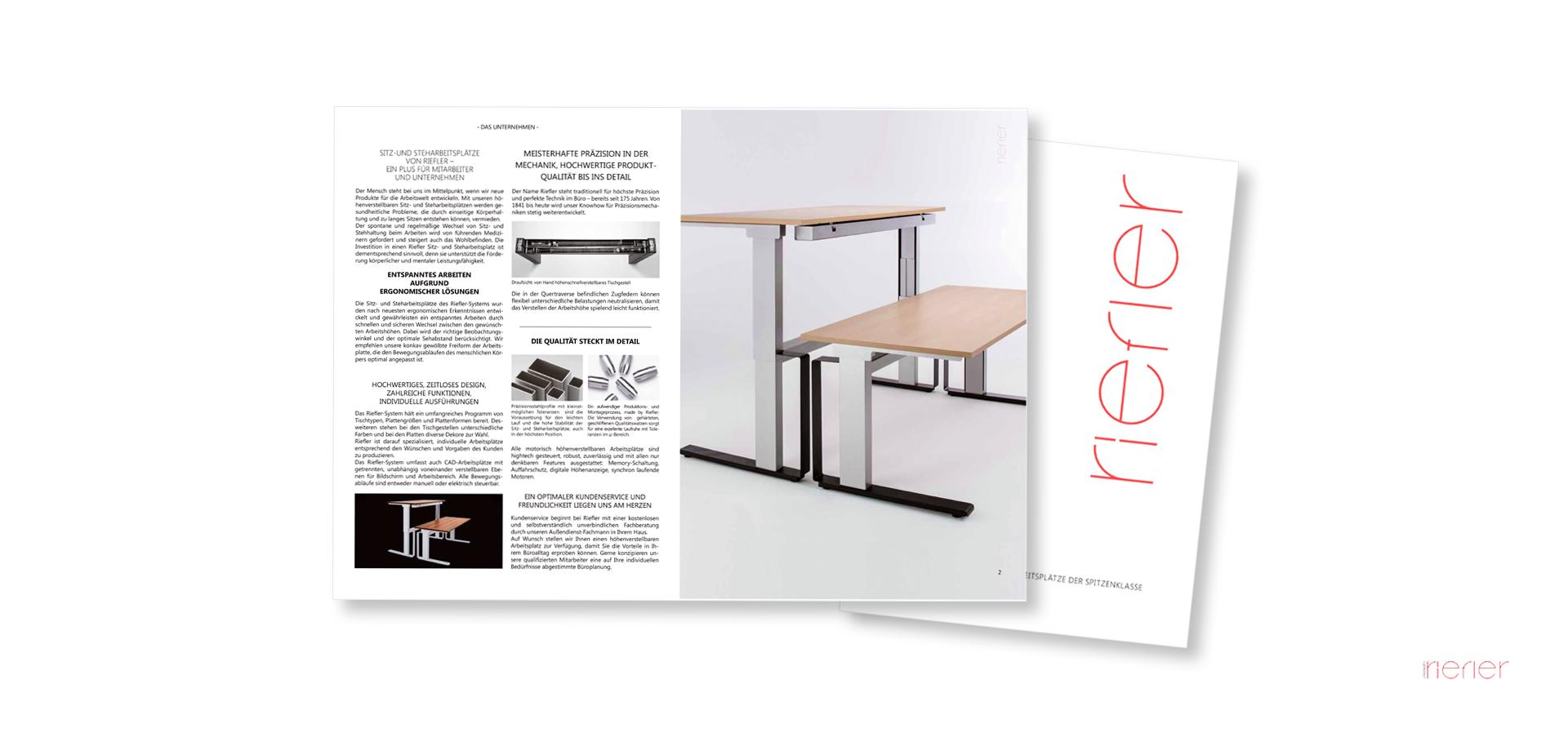 Riefler Product Catalogue